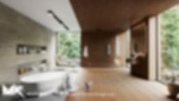 עיצוב פנים בית פרטי וילה בצפון בגליל