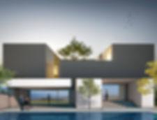 משה כץ אדריכל עיצוב  ווילה בית פרטי (7).