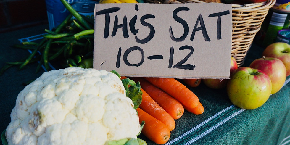 Fresh Food Market - CANCELLED due to seven-day lockdown in Victoria 27-5-2021