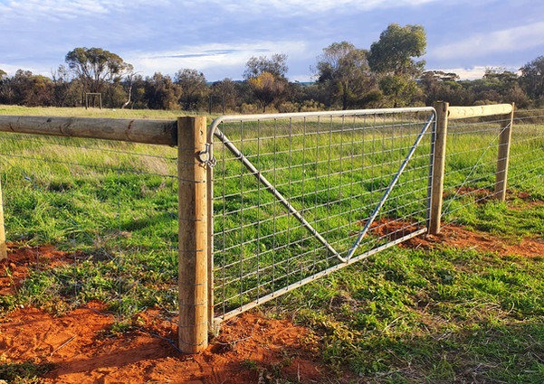 Rural Fences