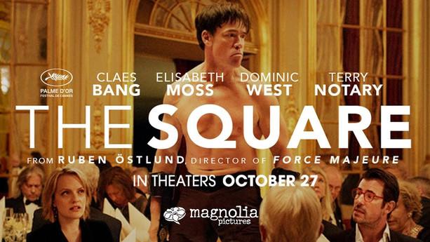 "Set Costumer/1th Stylist Assistant at ""The Square"" by Ruben Östlund."