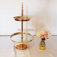 2 Tiered Gold Cake Stand.jpg