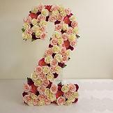 Floral number 2