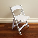 Childrens chair hire