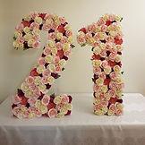 Floral Number 21