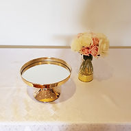 25cm Gold Cake Stand.jpg