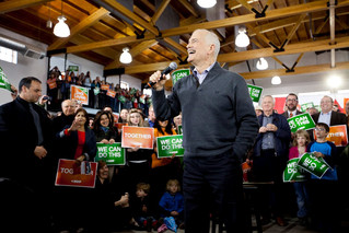 Fifth anniversary of death of Hudson son and former NDP leader Jack Layton