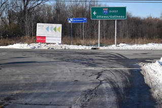 Morgan Boulevard extension in Ste. Anne will be moved further west