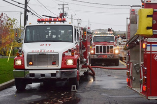 Vaudreuil-Dorion emergency crews tackle incident and fire within 24 hours