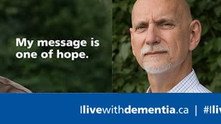 Canadians with dementia lead Alzheimer Society campaign