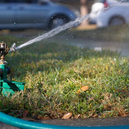 Watering in Vaudreuil-Dorion will be staggered over several intervals