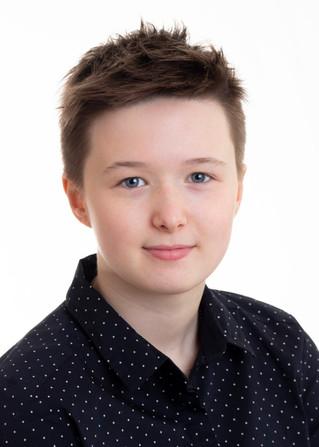 Young Hudsonite nominated for Loran award