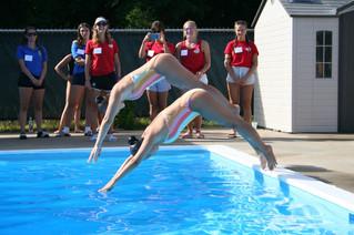 Good things happening at the Hudson Community Pool