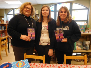 St. Lazare teen publishes novel spotlighting bullying and parental discord
