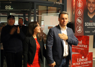 Liberal MP Peter Schiefke captures second term in Vaudreuil-Soulanges