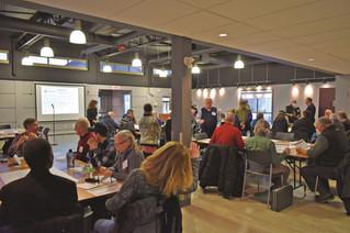 Preparing a strategic plan for the future in Rigaud