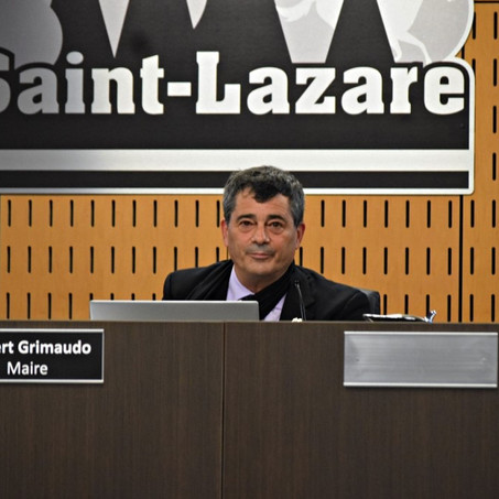 Ongoing court case for Saint-Lazare's Mayor Grimaudo