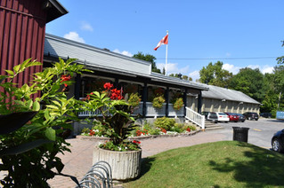 Hudson's community centre renovations underway