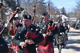 Hudson's 9th Annual St. Patrick's Day Parade celebrates success