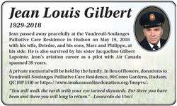 Jean Louis Gilbert