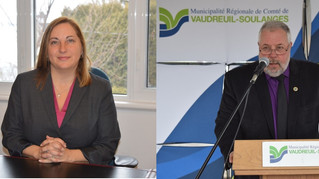 Two Vaudreuil-Soulanges elected officials recognized by the FQM