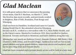 Glad Maclean