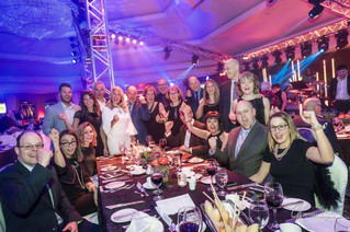 Fun-fundraiser gala for palliative care in Vaudreuil-Soulanges a resounding success