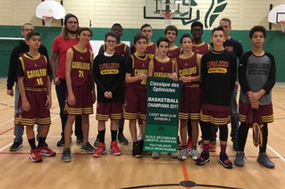 Île-Perrot Cavaliers show their mettle
