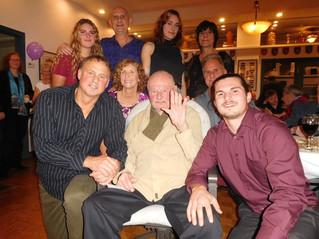 Stan the Man celebrates 100th birthday