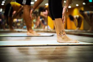 Yoga fundraiser for Palliative Care Residence