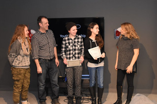 Local youth compete in Hudson Dragons' Den event