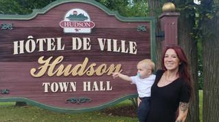 Hudson, meet Hudson