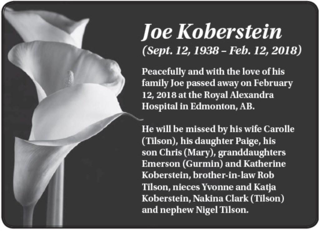 Joe Koberstein