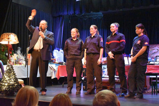 Fired up for Hudson Fire Department Charity auction
