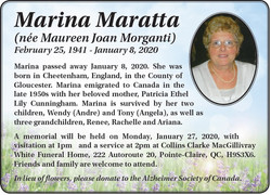 Marina Maratta