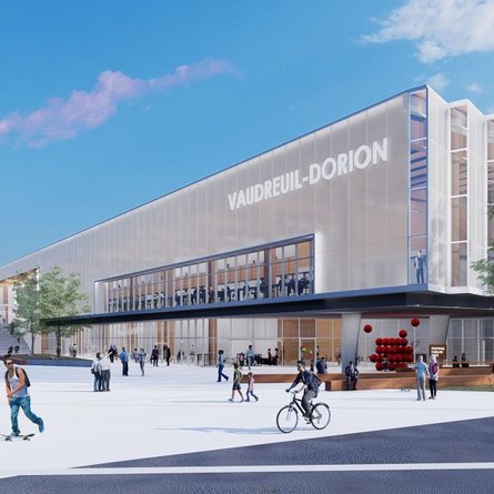 New Vaudreuil-Dorion municipal centre on track to start eventual construction