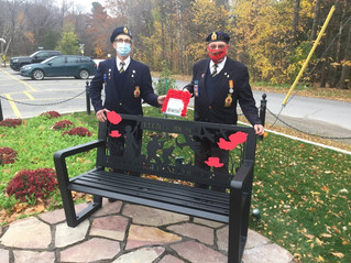 A Poppy Drive to remember