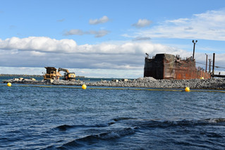 Removal of Kathryn Spirit launches Canadian law prohibiting abandoned vessels
