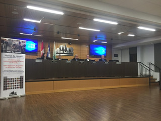Reduced town council in Saint-Lazare