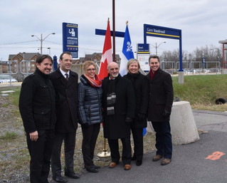 More parking spaces for Vaudreuil-Dorion train station