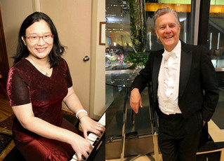 Arts Alive Concert: Judy Hung and Richard Roberts