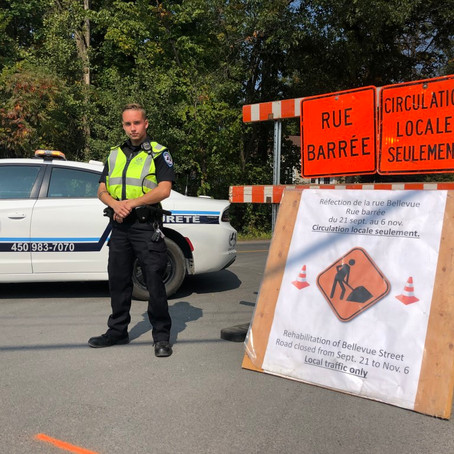 Major artery in Hudson closed for seven weeks