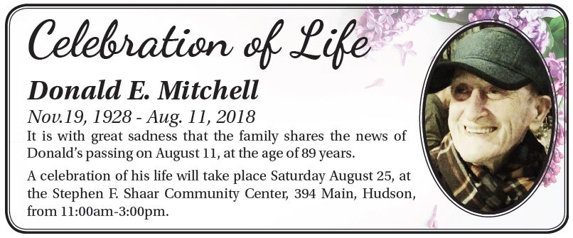 Donald E. Mitchell