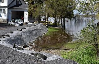 Pincourt Mayor Cardinal provides flood relief assessment
