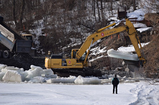 NDIP land stabilization work wraps up early