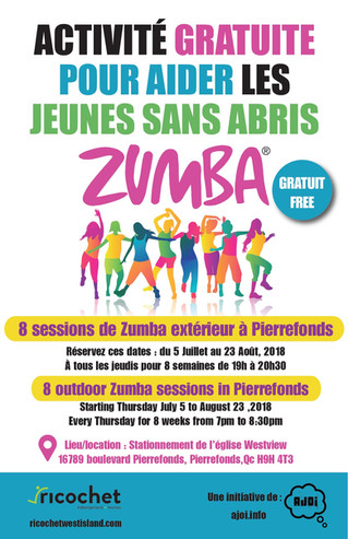 Zumba for a good cause