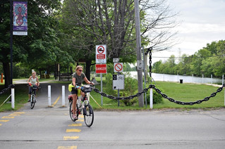 Closed section of Soulanges canal reopened