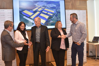 Coteau-du-Lac industrial park expansion hailed as a success