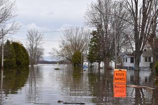 Rigaud flooding