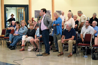Hudson conservation plan presentation goes astray as citizens raise other concerns